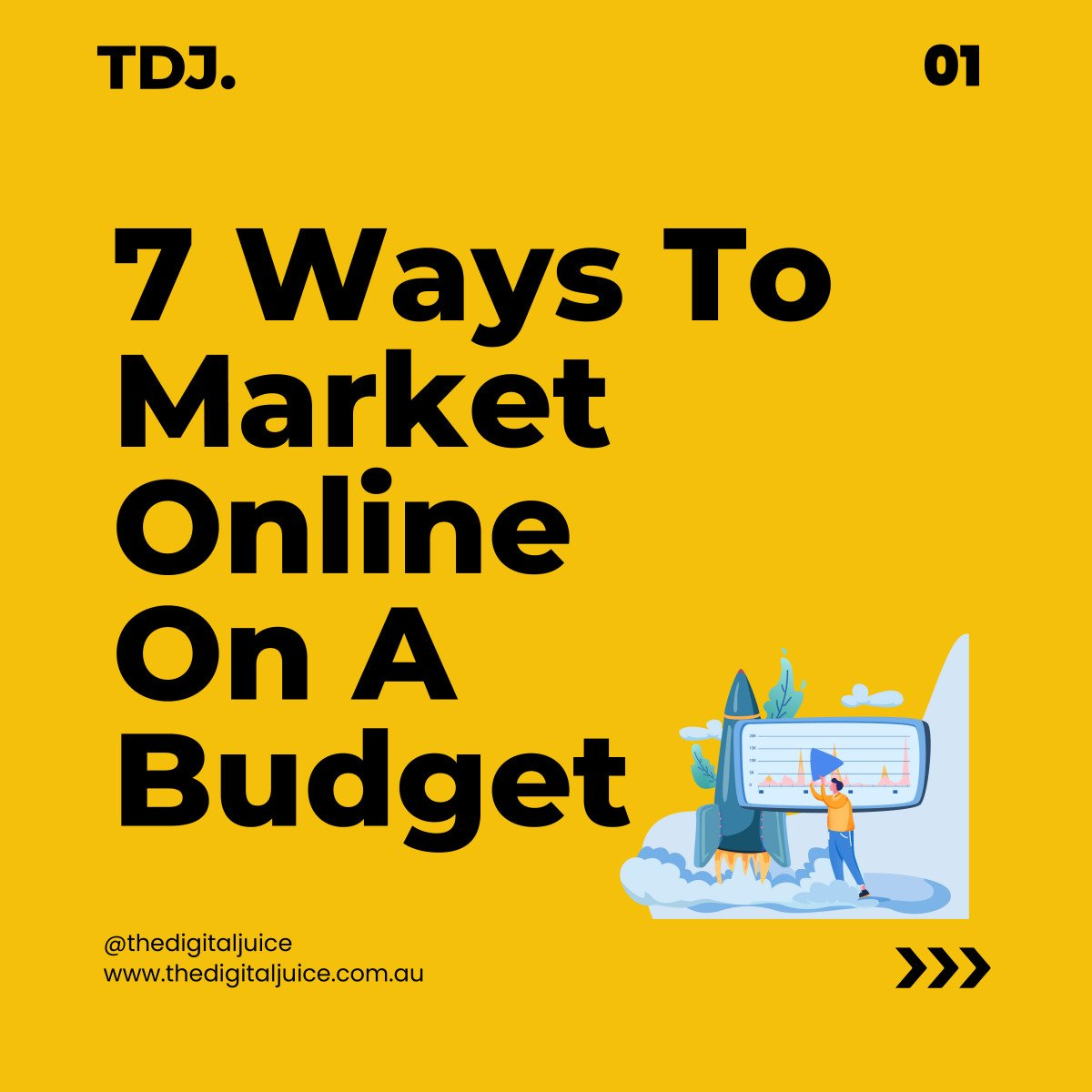 7 Ways To Market Online On A Budget